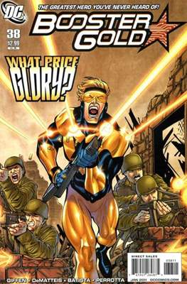 Booster Gold Vol. 2 (2007-2011) #38