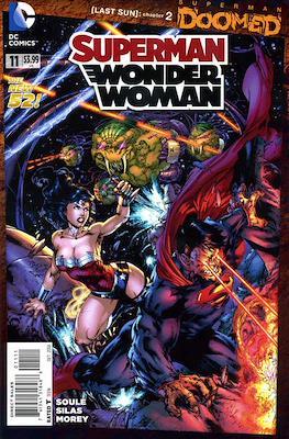 Superman / Wonder Woman (2013-2016) (Comic Book) #11
