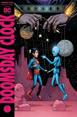 Doomsday Clock (Variant Covers) (Comic Book) #8