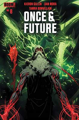 Once & Future (Comic Book) #8