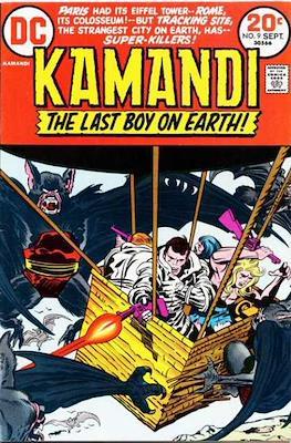 Kamandi (Grapa) #9