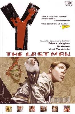 Y: The Last Man (Softcover 128-144-168 pp) #1