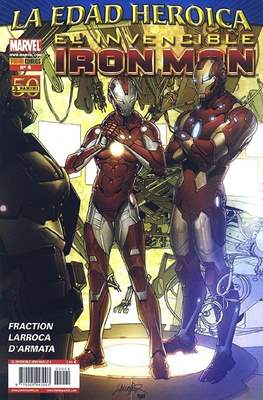 El Invencible Iron Man Vol. 2 (2011-) #4