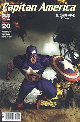 Capitán América vol. 5 (2003-2005) #20