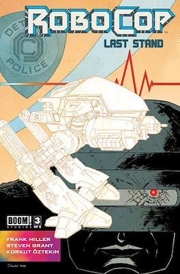 Robocop Last Stand (Grapa.) #3