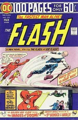 Flash vol. 1 (1959-1985) (Grapa, 32 págs.) #232