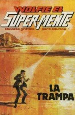 Wolfie el Super-Mente (Grapa . 1982) #2