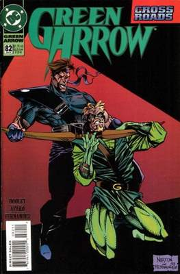 Green Arrow Vol. 2 (Comic-book.) #82