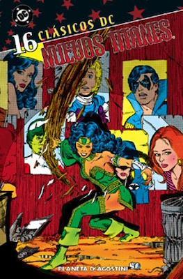 Nuevos Titanes. Clásicos DC (2005-2010) (Rústica 80-128 pp) #16