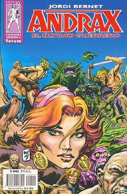 Andrax, el ultimo guerrero #10