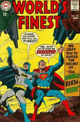 World's Finest Comics (1941-1986) (Grapa) #174