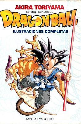 Dragon Ball - Ilustraciones Completas