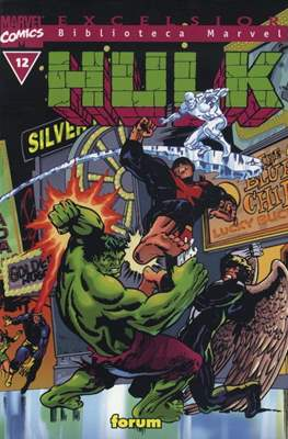 Biblioteca Marvel: Hulk (2004-2006) (Rústica 160 pp) #12