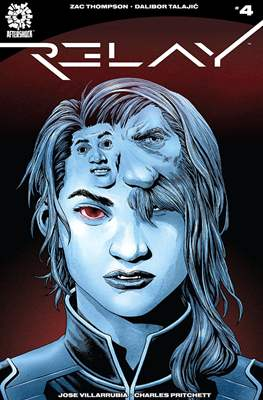 Relay (Comic-book) #4