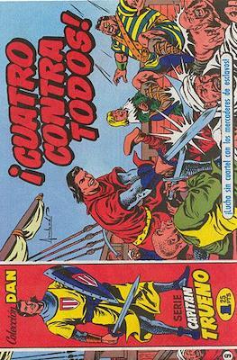 El Capitán Trueno (Grapa, 12 páginas (1991)) #9