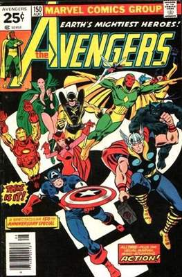 The Avengers Vol. 1 (1963-1996) (Comic Book) #150