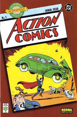 Action Comics No.1: La primera aparición de Superman