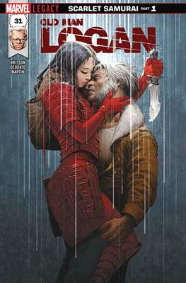 Old Man Logan Vol. 2 (Comic-book) #31