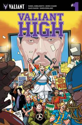 Valiant High (Comic book) #1