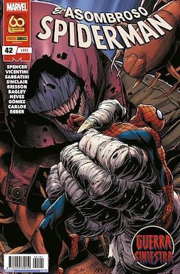 Spiderman Vol. 7 / Spiderman Superior / El Asombroso Spiderman (2006-) (Rústica) #191/42