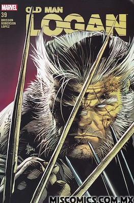 Old Man Logan (2016-2019) (Grapa) #39