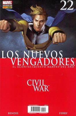 Los Nuevos Vengadores Vol. 1 (Grapa 24 pp) #22