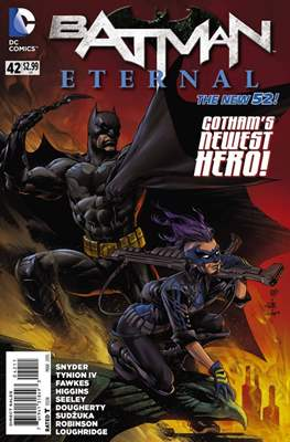 Batman Eternal (2014-2015) (Comic-Book) #42