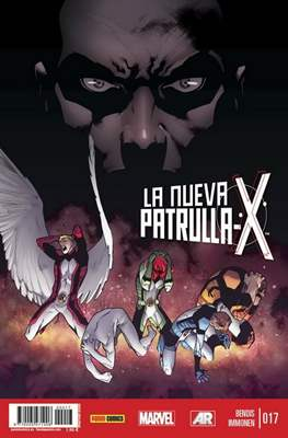 La Nueva Patrulla-X / La Patrulla-X Azul / Patrulla-X Negra (2013-) (Grapa) #17