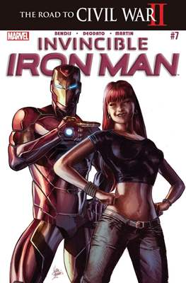 Invincible Iron Man (Vol. 2 2015-2017) (Comic-book) #7