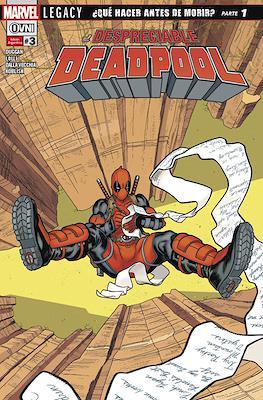 Despreciable Deadpool (Revista) #3