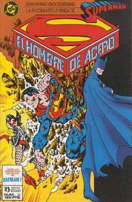 Superman: El Hombre de Acero / Superman Vol. 2 #3