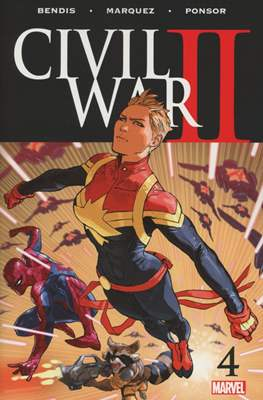 Civil War II (Comic-book) #4