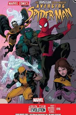 Avenging Spider-Man (Digital). 2011 #16