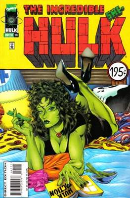 The Incredible Hulk Vol. 1 (1962-1999) (Comic Book) #441