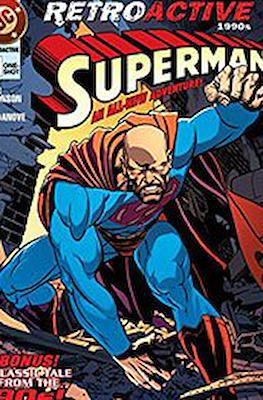 DC Retroactive Superman 1990s