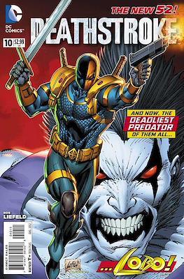 Deathstroke (2011-2013) (Comic Book) #10