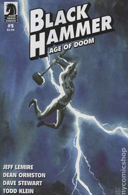 Black Hammer: Age of Doom (Variant Covers) (Comic book 28 pp) #5