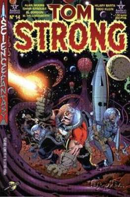 Tom Strong (2000-2002) (Grapa, 24-32 páginas (2000-2002)) #14
