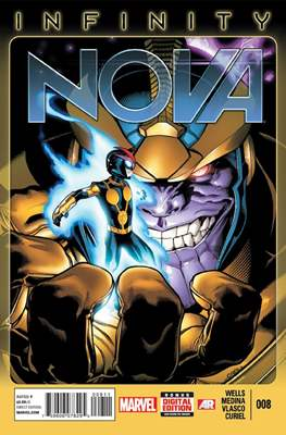 Nova Vol. 5 (Comic-Book) #8