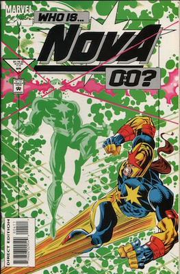 Nova Vol. 2 (Comic-Book) #4