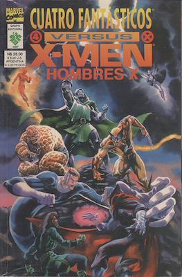 Cuatro Fantásticos versus X-Men / Hombres X