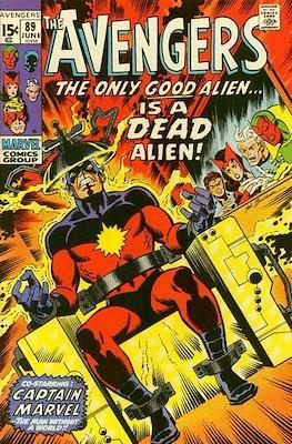 The Avengers Vol. 1 (1963-1996) (Comic Book) #89