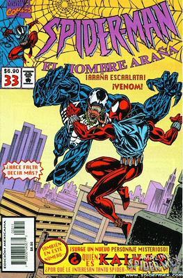 Spider-Man el Hombre Araña (1996-1998) (Grapa) #33