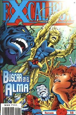 Excalibur Vol. 2 (1996-1999) (Grapa 24 pp) #18
