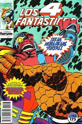 Los 4 Fantásticos Vol. 1 (1983-1994) (Grapa 36-32-24 pp) #123
