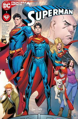 Superman (2012-) #111/1