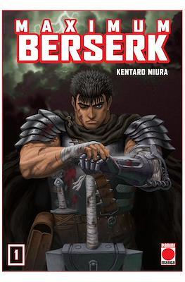 Maximum Berserk (Rústica con sobrecubierta) #1