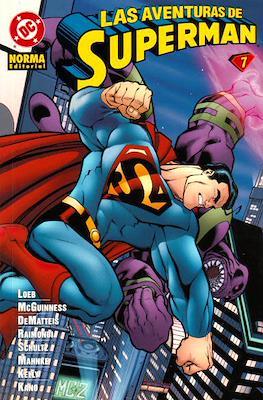 Las aventuras de Superman (2002-2003) (Rústica 72-112 pp) #7