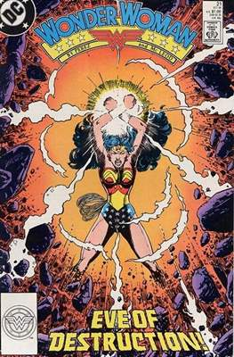 Wonder Woman Vol. 2 (1987-2006) (Comic Book) #21