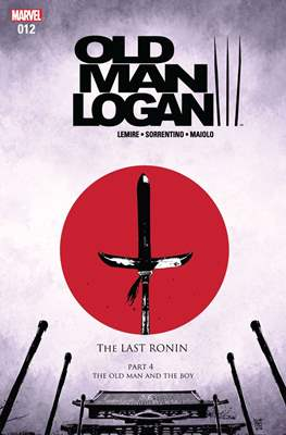 Old Man Logan Vol. 2 (Comic-book) #12